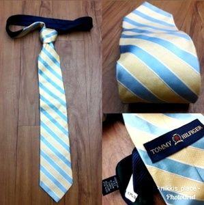 🌟3 For $25🌟Tommy Hilfiger 100% Silk Men's Tie